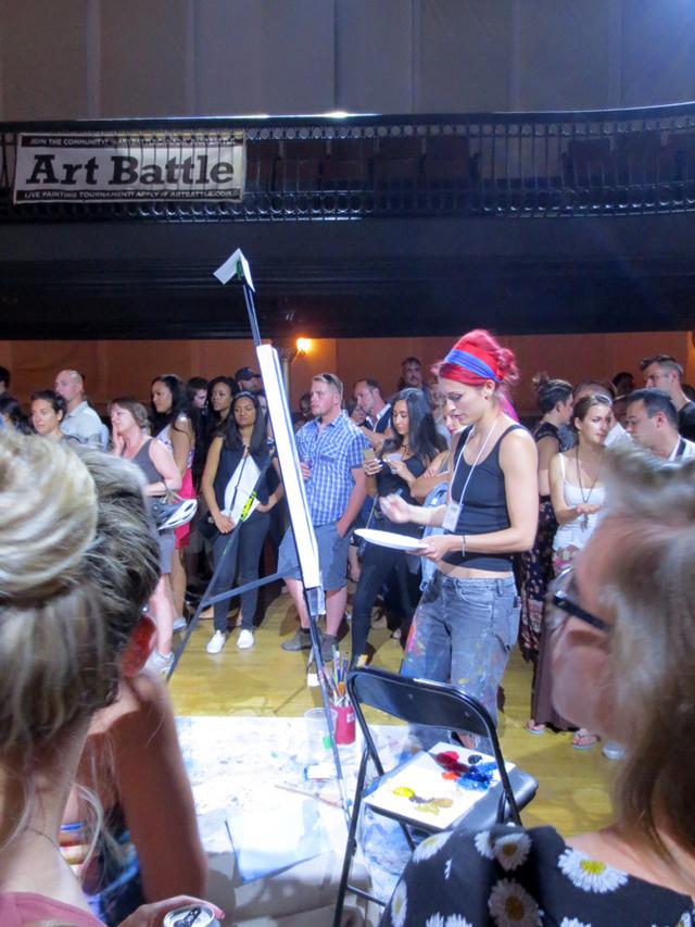 meaghan-kehoe-painting-art-battle-semi-final-winner