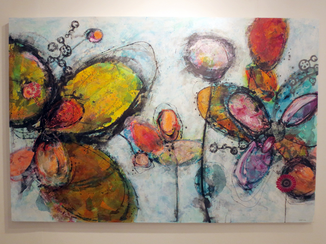 painting-by-laurie-skantzos-at-spence-gallery-toronto