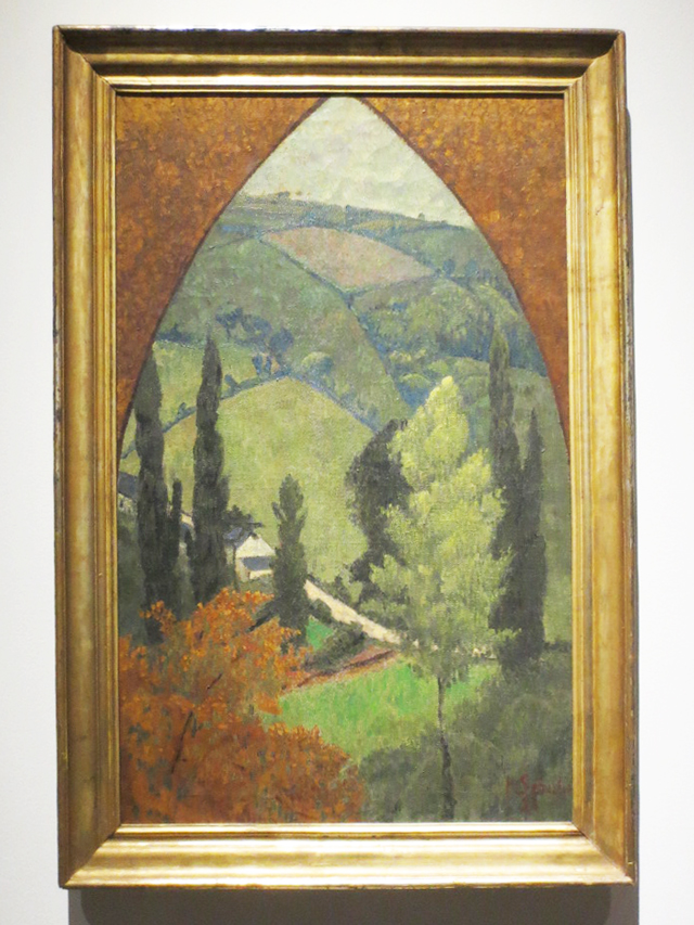 gothic-landscape-by-paul-serusier-ago-mystical-landscapes-exhibit