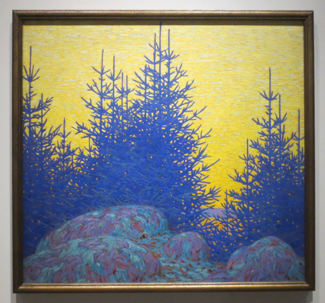 lawren-harris-painting-decorative-landscape-at-ago-toronto-mystical-landscapes-exhibit