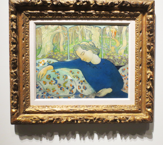 woman-asleep-in-the-enchanted-forest-by-maurice-denis-in-mystical-landscapes-exhibit-ago-toronto