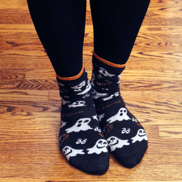 halloween-socks