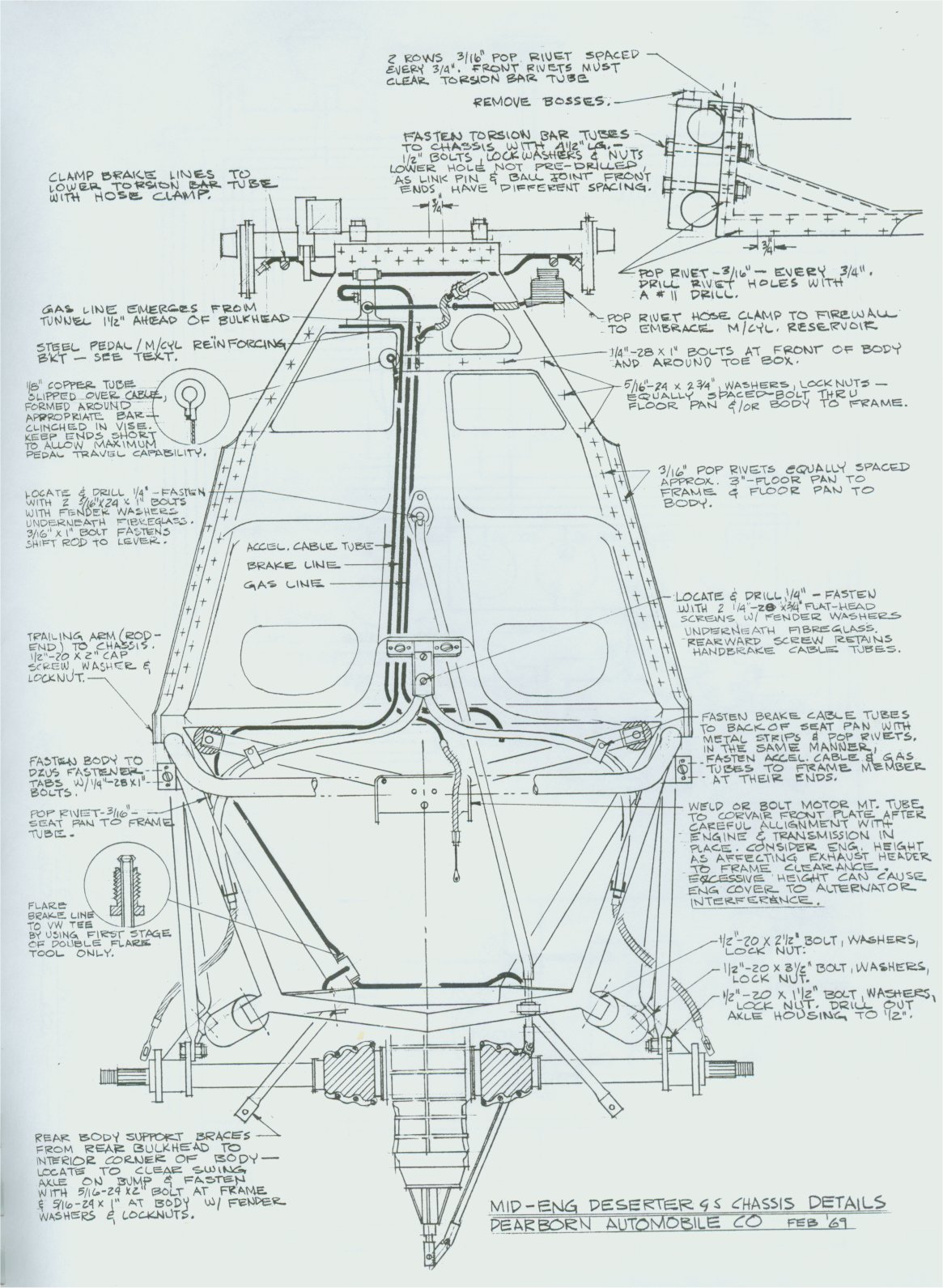 hight resolution of chassis diagram