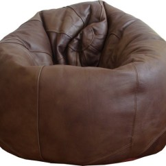 Xl Bean Bag Chairs Portable Study Chair Luxury Leather Beanbag - An Extra Large For Adults 9 Panels The Lounge ...