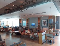 Lounge Review: Star Alliance Lounge at Buenos Aires