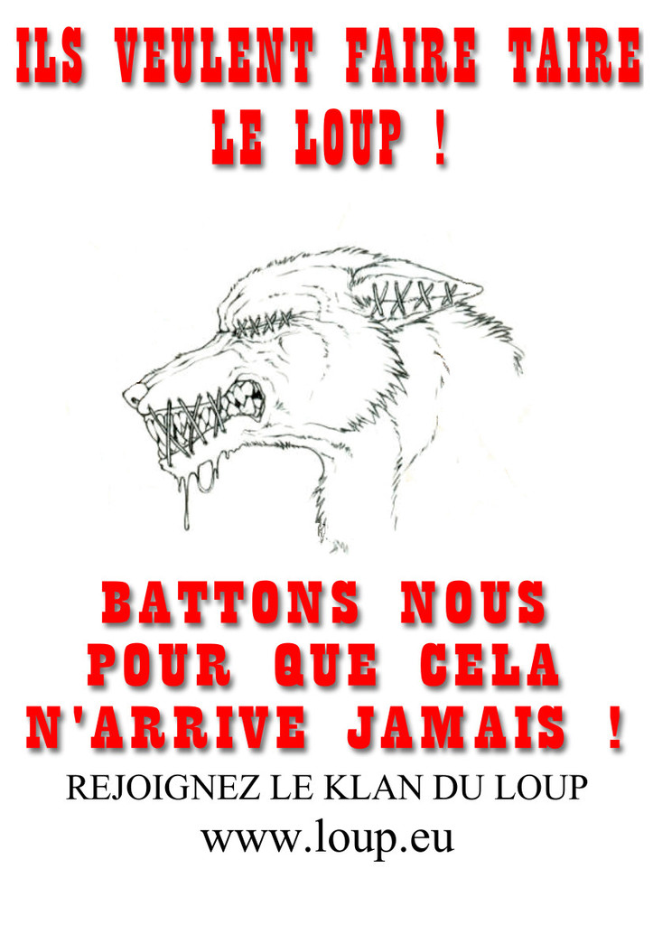 tracts Loup
