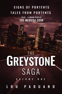 The Greystone Saga Volume One