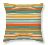 Throw Pillows using Yellow and Gray, Teal, Turquoise, Red ...