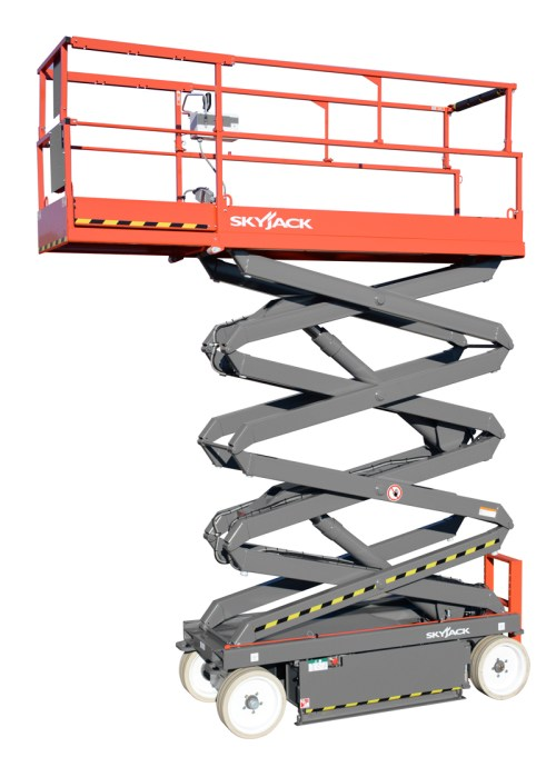 small resolution of scissor lift 20 26 skyjack sj3220