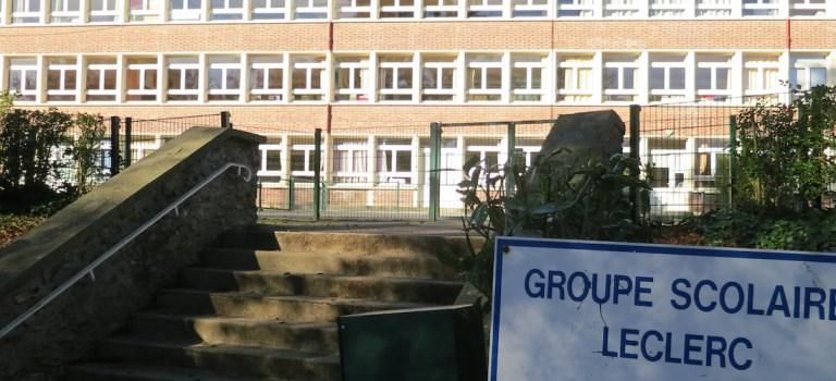 La rentrée scolaire 2017 à Louveciennes