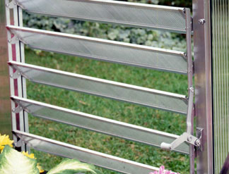 Operable Louvers – Manually Operated Louvers