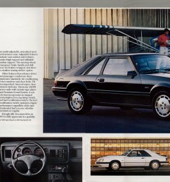 10 1985 ford mustang svo car autos gallery 1984 mustang fuse box location [ 1788 x 907 Pixel ]