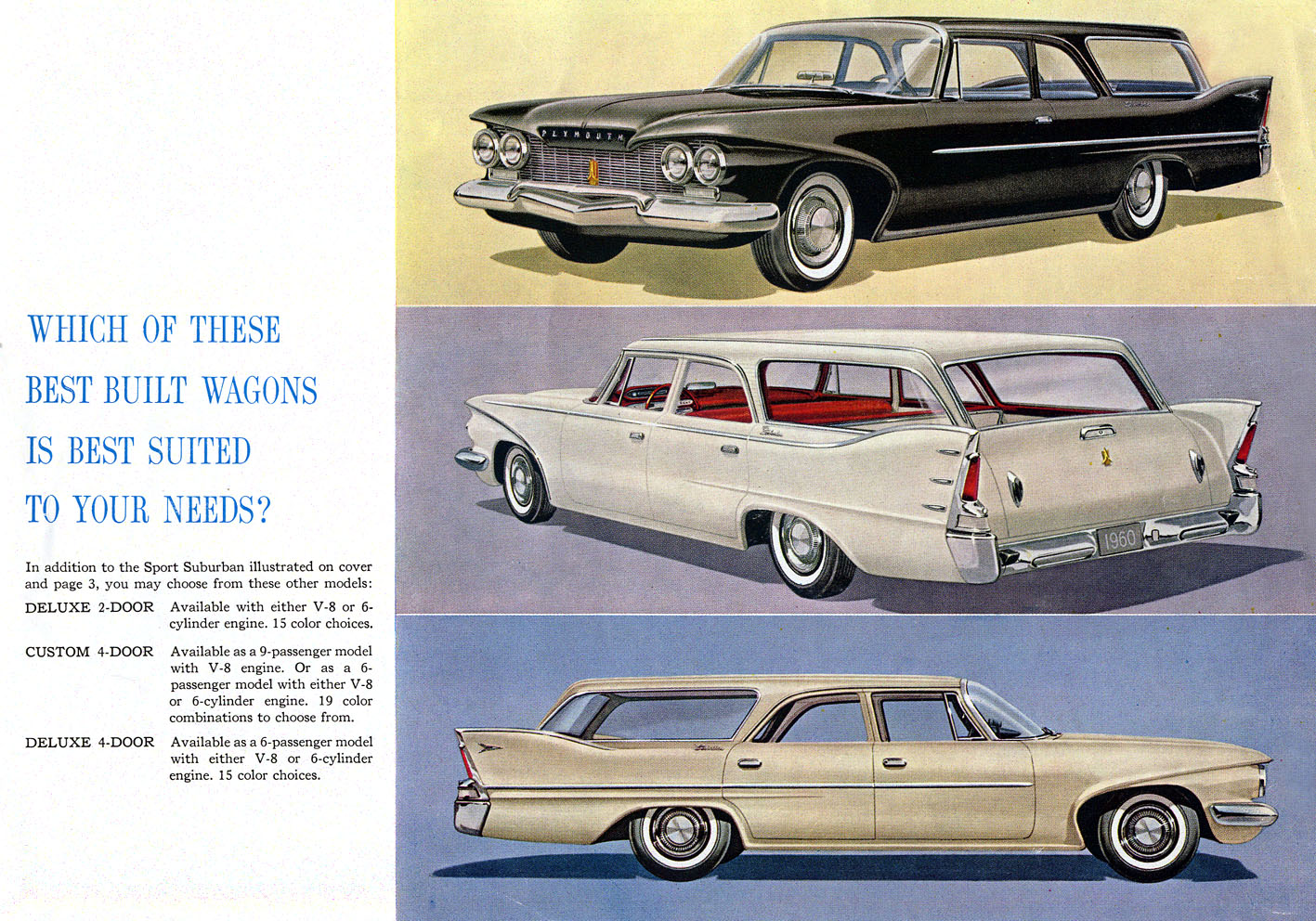 1956 Oldsmobile Station Wagon