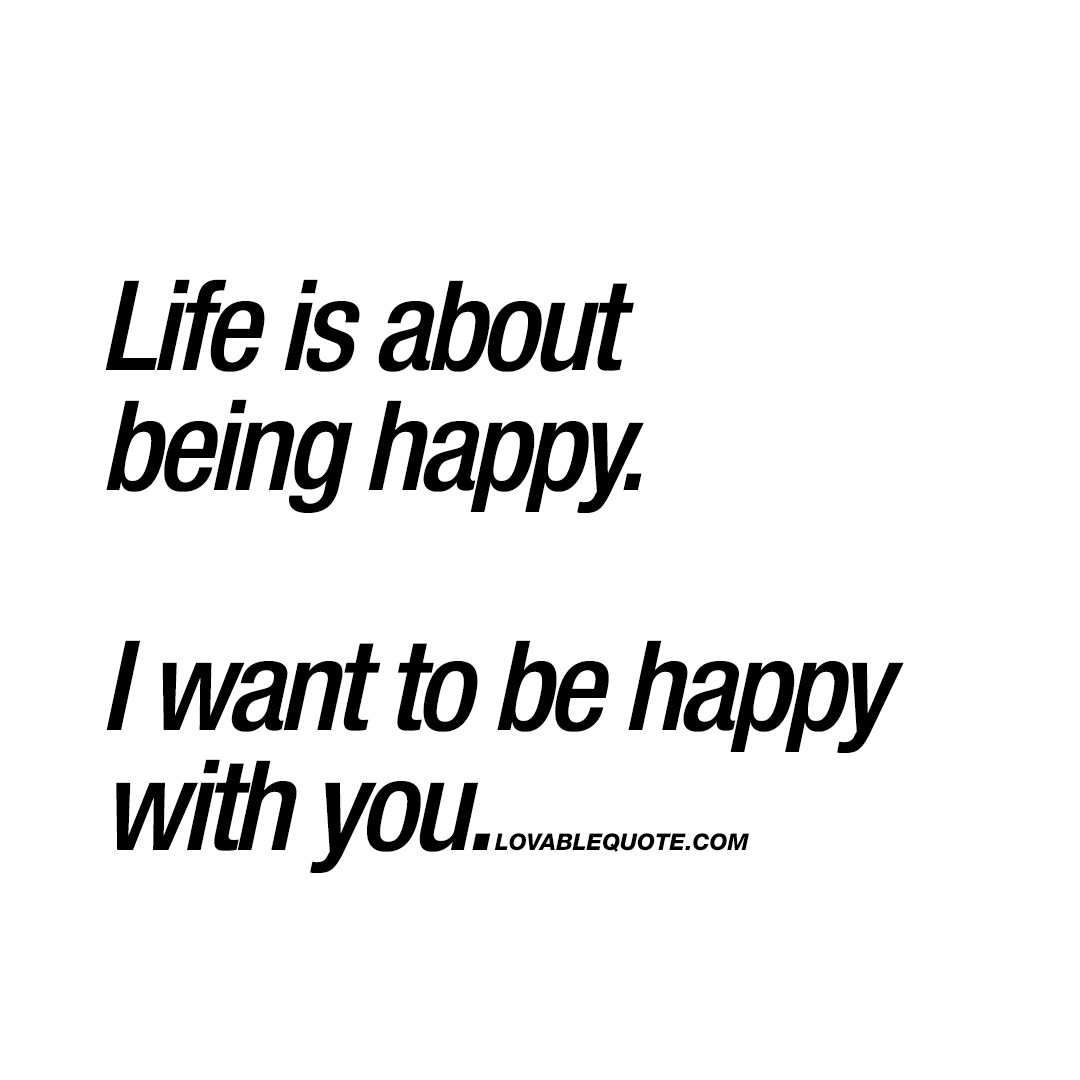 with you quotes life