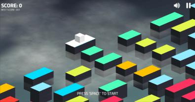 2016-06-26 00_32_39-Unity Personal (64bit) - Game.unity - CubeJump2.5D - WebGL _DX11_