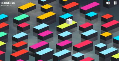 2016-06-26 00_33_26-Unity Personal (64bit) - Game.unity - CubeJump2.5D - WebGL _DX11_
