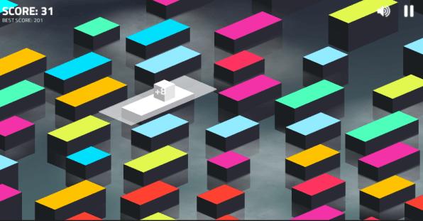 2016-06-26 00_35_10-Unity Personal (64bit) - Game.unity - CubeJump2.5D - WebGL _DX11_