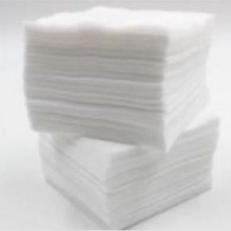 500pcs Disposable Microblading organic cotton pads