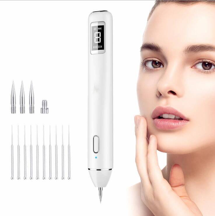 Wireless Rechargeable Battery Plasma pen for skin lifting