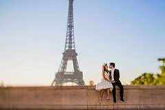 Love Gracefully ceremony destination france