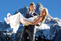 Love Gracefully Ceremonies in Chamonix