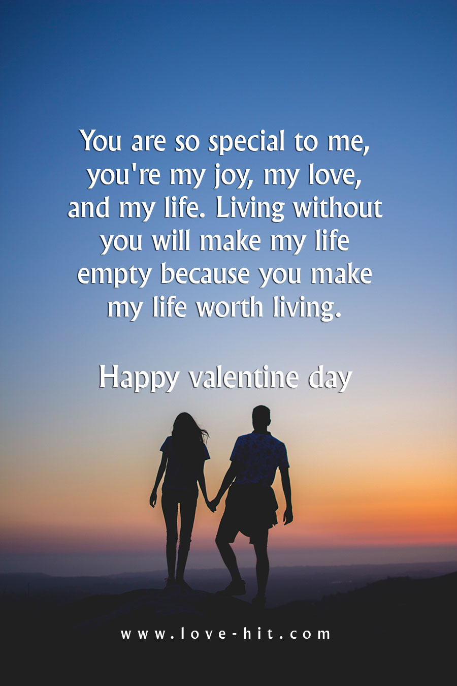 You And Me My Love