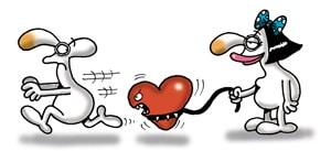 אהבה וחיות אחרות