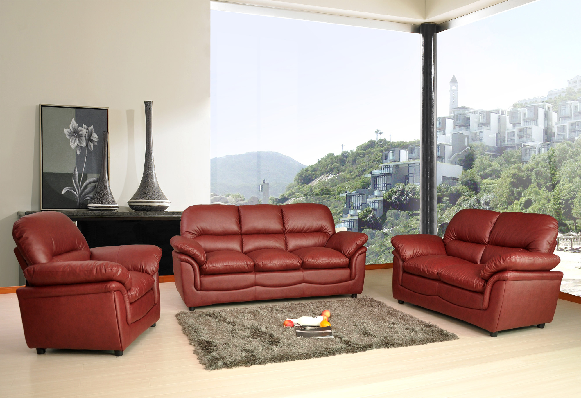 sofa colour combination innovation beds brisbane verona bonded leather suite in different
