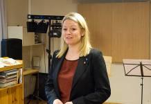 ordfører dag signy aasvik flyktninger
