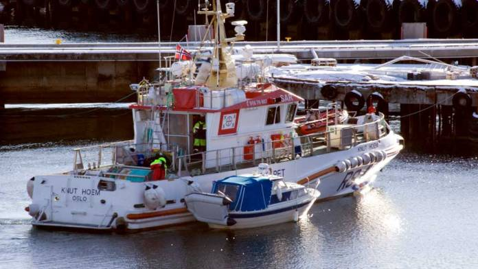 fritidsbåt redningsselskapet knut hoem