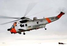 helikopter seaking forsvaret