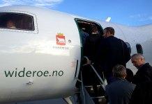 widrøe flyplass skagen stokmarknes lufthavn avinor