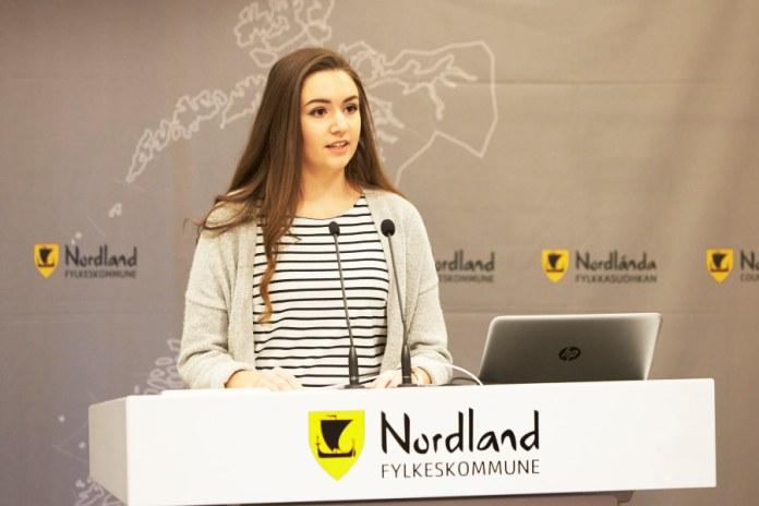 Marija Håkonsen Milovanovic ungdommens fylkesråd