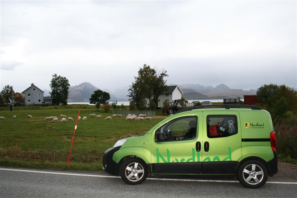 elbil ladestasjon miljø energi