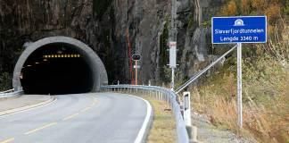 Sløverfjordtunellen