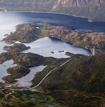fiskebøl fergeleie ferge sløverfjorden E10