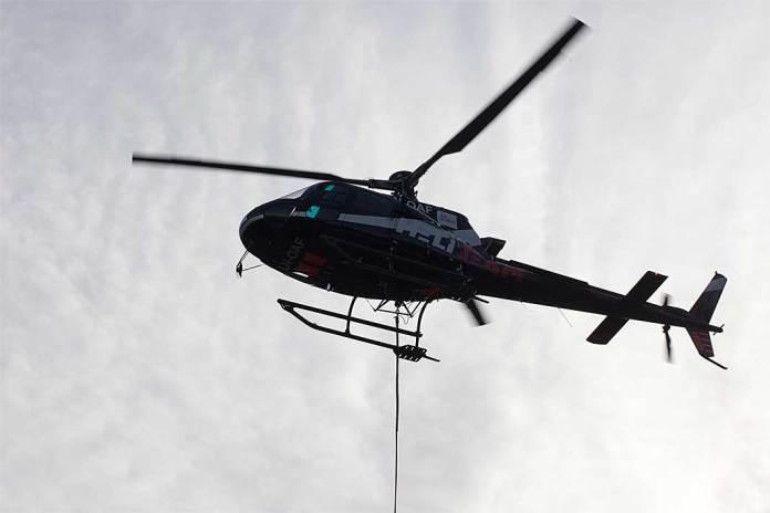 Heliteam helikopter