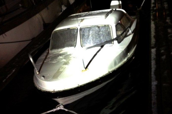 hittet båt sortland