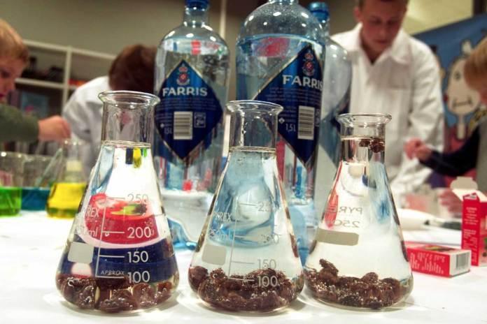 nordland akademi tanglab laboratirium forsker