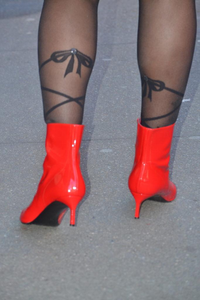 Via Spiga Boots and Stocking