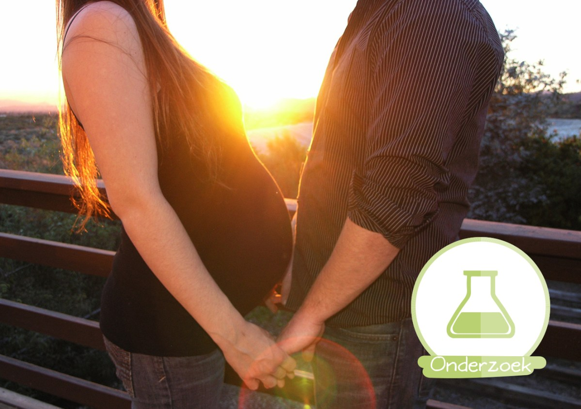 man vrouw zwanger zwangerschap onderzoek leeftijd