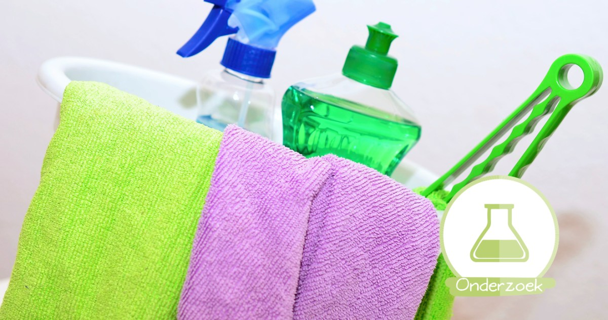 vaatdoekjes vaatdoekje schoonmaakdoekje schoonmaakdoekjes schoonmaken bacteriën