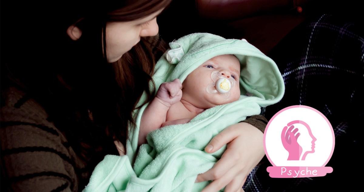kraamweek baby postnatale depressie