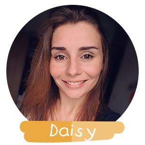 Blogger Daisy