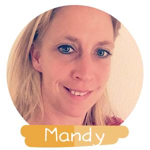 Blogger Mandy