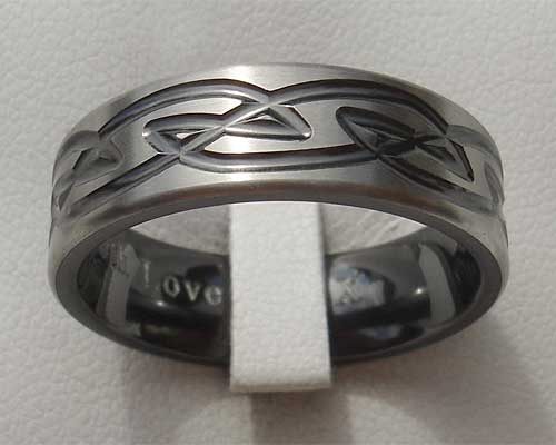Celtic Style Ring For Men LOVE2HAVE In The UK
