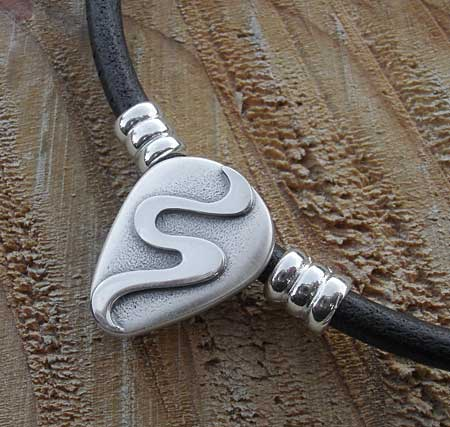 Mens Handmade Celtic Necklace  LOVE2HAVE in the UK