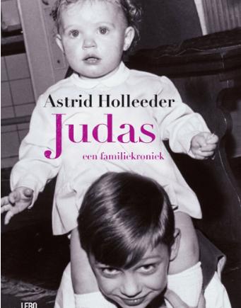 www.love2try.nl Boekrecentie Judas Astrid Holleder