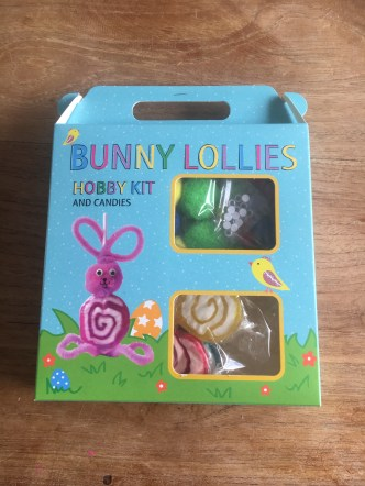 Bunny lollies van de Action love2try.nl