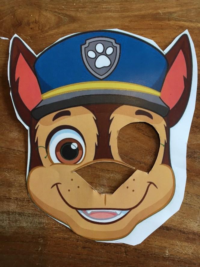 Lampionnen Paw patrol 11 november. www.love2try.nl